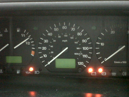 T4 Instrument Cluster - Blank Displays - VW T4 Forum - VW T5 Forum