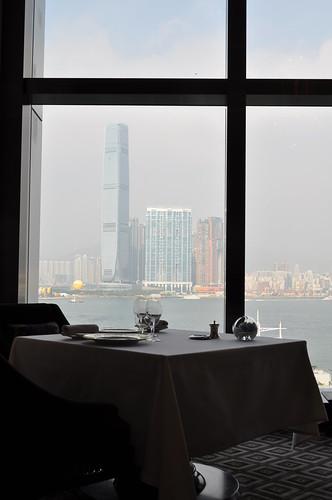 hongkong harbour view