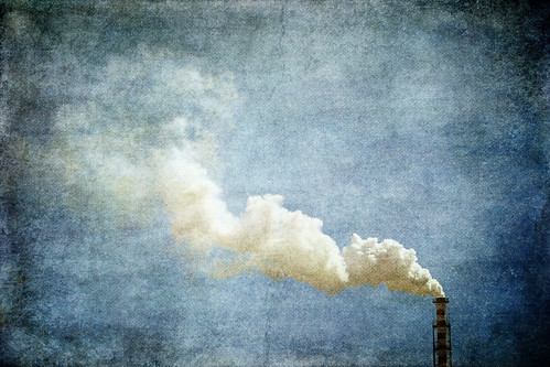 フリー写真素材, 建築・建造物, 工場・産業機械, 煙突,