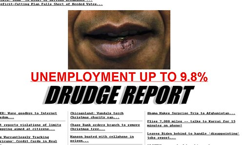 Drudge still a jerk