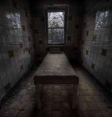Bed bath (andre govia.) Tags: house building abandoned buildings hospital insane cool woods closed shadows decay room best andre spooky explore horror mad sanatorium asylum derelict decaying ue mentalhospital urbex workhouse testimonial hospitals asylums madhouse tresspass criminally sanatoriums govia andregovia