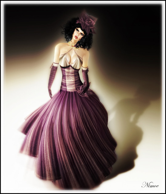 :: PM :: Ayame in Plum by Purple Moon Creations