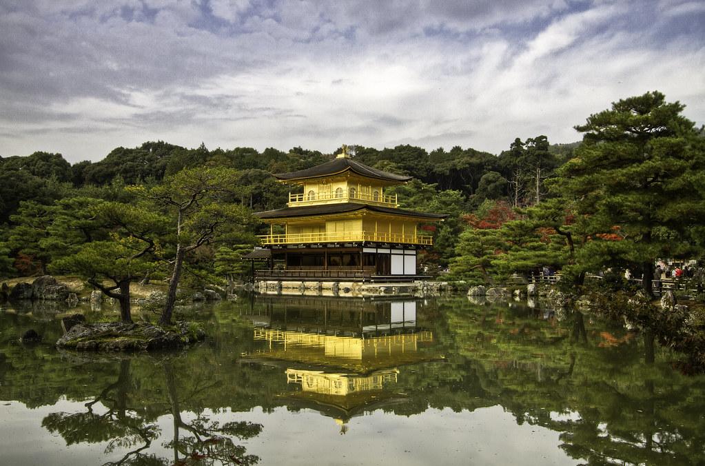 Cliche Golden Pavilion
