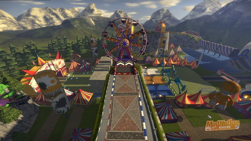 ModNation Racers PS3: Elite Carnival
