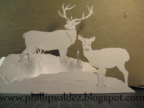 Xmas-Deer