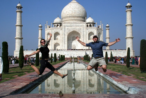 5236970888 51fe2d542f Taj Mahal: You've probably heard of this place…