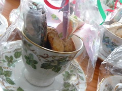 More gifts for guests (hallowedherbs) Tags: tea matcha japanesetea japaneseceremony