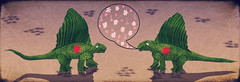 Illustration Friday - Prehistoric