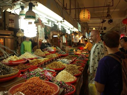 Budai Harbor Market