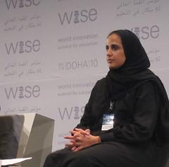 WISE 2010, Doha, Qatar