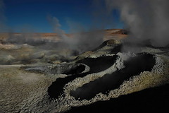 The other side of the moon (Tati@) Tags: lava bolivia geyser sudlipez potosi fango fumarole soldemaana geotermia artofimages bestcapturesaoi