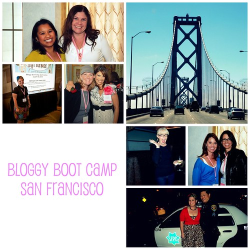 Bloggy Boot Camp San Francisco