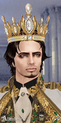 Zeus King Gold model