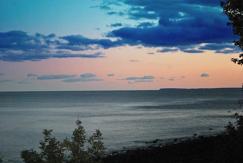 Evening Over Penobscot Bay