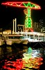 Xmas Colors (Ballet Lausanne) Tags: light reflection night tokyo d300 lalaport toyosu lalaporttoyosu
