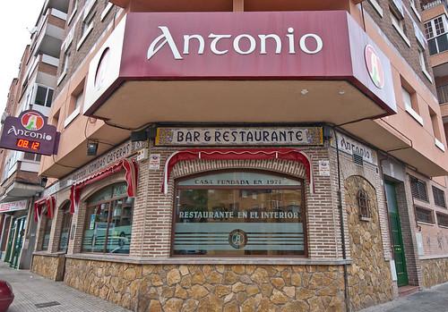 99/365 Pasar por Talavera de la Reina y comer en Antonio