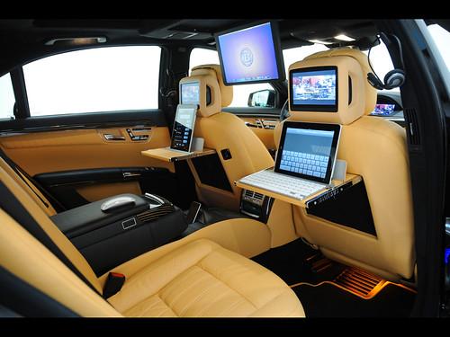 2011 Brabus Mercedes-Benz S 600 iBusiness