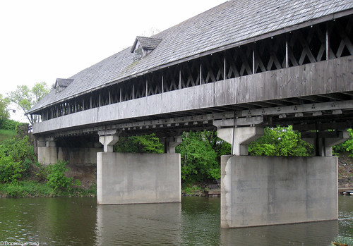 Frankenmuth Michigan covered bridge