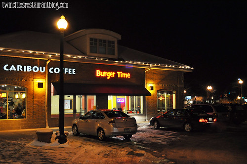Burger Time ~ White Bear Lake, MN
