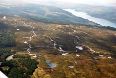 Clachan Flats (Vic Sharp) Tags: uk scotland highlands nikon energy power britain scottish aerial gb generation turbine sustainable renewable windpower d80 johnsharp sharpy70