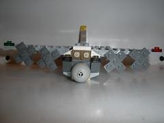 C-130 (Mattatron) Tags: airplane lego transport cargo c130 gunship ac130 mattatron