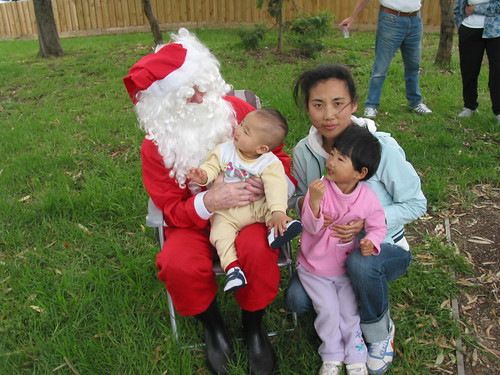 Photo with Santa Claus 01
