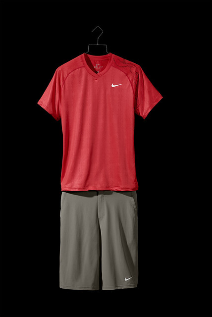 2011 Australian Open: Rafael Nadal Nike outfit