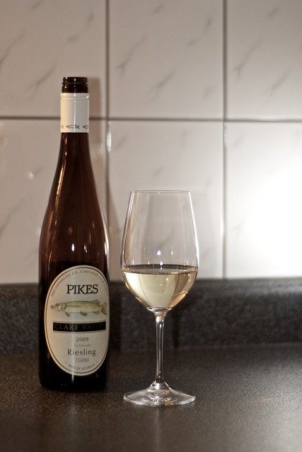 2009 Pikes Traditionelle Riesling