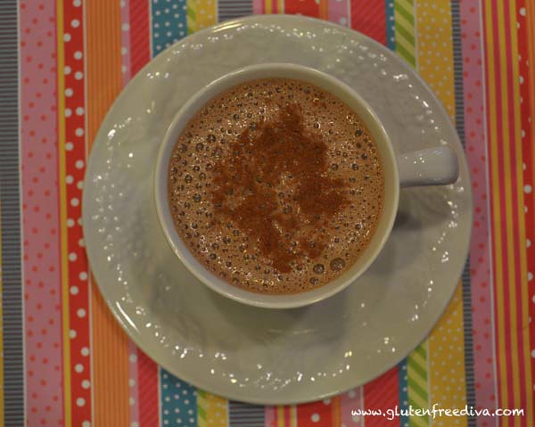 Post image for Chai Chocolate Nog Latte