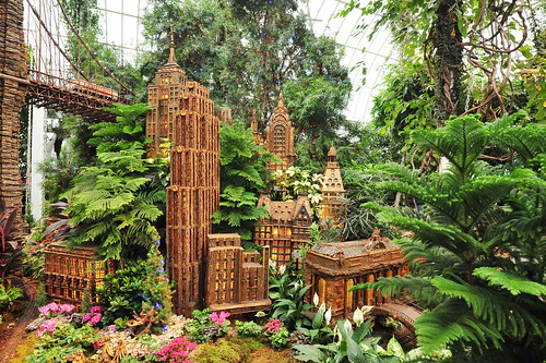 Flickriver: Photoset \'Holiday Train Show at NY Botanical Garden\' by ...