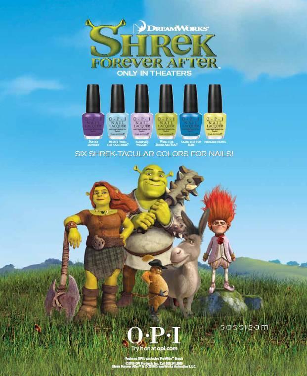OPI-Shrek