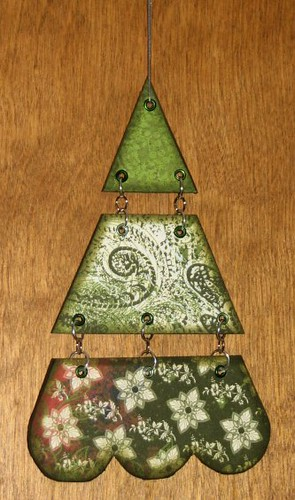 25 Days of Gifts & Ornaments - Segmented Tree 013