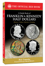 Tomaska Guide Book of Franklin Kenedy Half Dollars