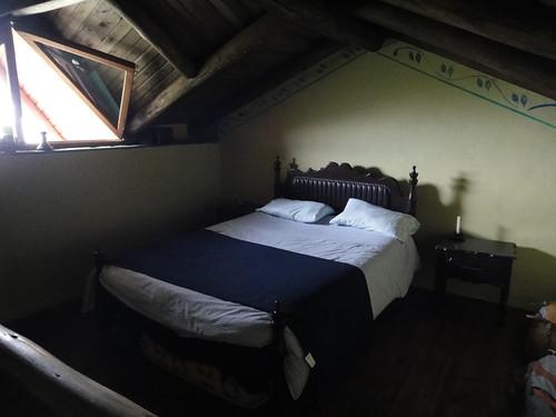 Bedroom at Secret Garden Cotopaxi