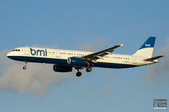 G-MEDF - 1690 - BMI British Midland - Airbus A321-231 - 101205 - Heathrow - Steven Gray - IMG_6000