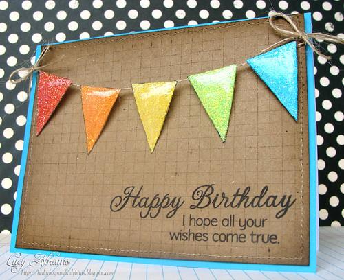 Sparkling Birthday Banner