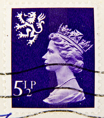 beautiful stamp GB Scotland 5 1/2 p 5.5p pence postage Briefmarke UK regionalstamp United Kingdom timbre Machin Great Britain GB England Commonwealth Grossbritanien Queen Elizabeth QEII selo decimal postage Royal Mail Windsor (stampolina) Tags: uk greatbritain portrait england postes poste purple stamps retrato portrt lila stamp lilac porto gb windsor royalmail portret timbre ingiltere commonwealth postage regional franco granbretagna qeii  queenelizabeth stempel revenue anglia selo marka decimal queenelisabeth  grossbritannien machin  briefmarken  briefmarke porpora  francobollo grandebretagne portr granbretaa timbreposte bollo       grbretanha   512p    commonwealthofnations  frankatur postapulu jyu  regionalstamps yupiouzhu regionalstamp regionalmarken  purpurov