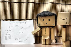 "(EXPLORED) Is the STRATEGY clear? (M. Al-Dhafeeri ""Pirate"") Tags: japan japanese amazon board banana steal danbo danboard"