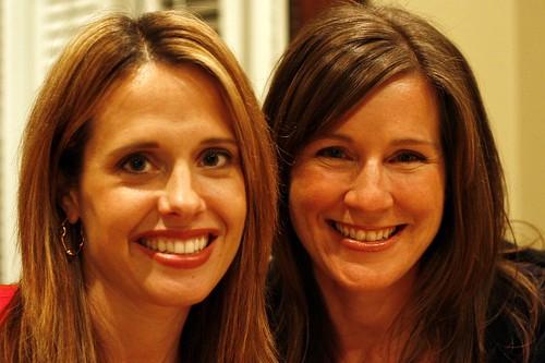 Joy and Deanna