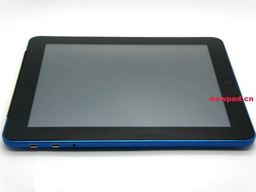 iPad Knockoff in Blue Color