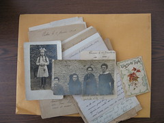 Gilberte Laplace WWI letters