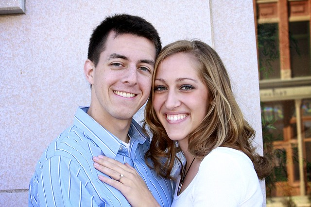 Brendan and Kristin