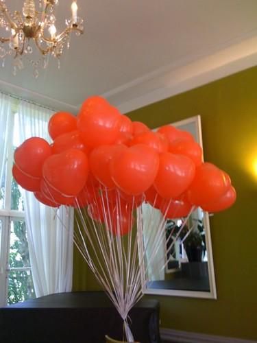 Heliumballonnen Het Heerenhuys Rotterdam