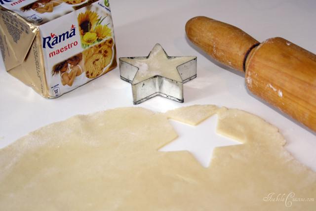 Cookies stars