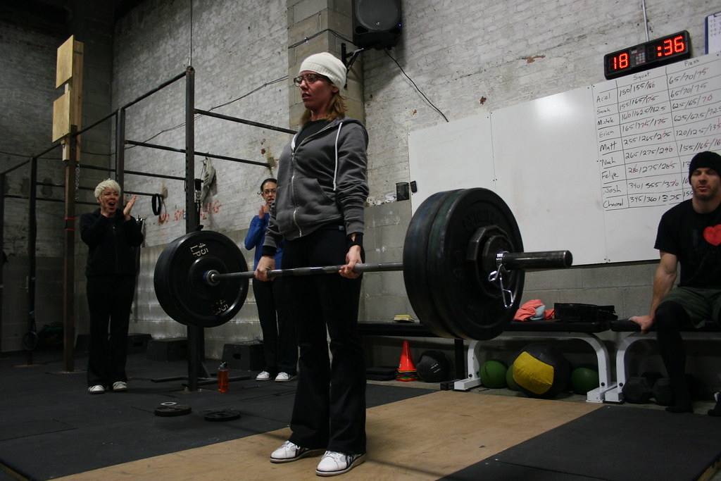 Ariel Deadlift