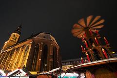 Pyramid Kirche (bill_anders) Tags: christmas old winter snow history church skyline catholic pyramid market snowy ghost kirche holy heidelberg weinachtsmarkt heiliggeistkirche wohlfahrt kthewohlfahrt