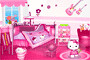 Play Hello Kitty Room Flash Game