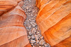 Sandstone Abstract, Nevada (bretedge) Tags: red orange usa abstract valleyoffire nature yellow landscape sandstone colorful unitedstates desert patterns nevada scenic northamerica stateparks whitedometrail