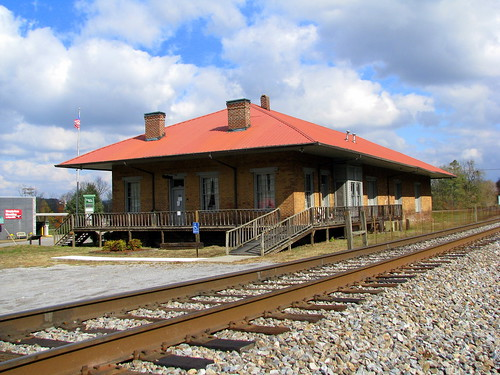 Niota, TN Train Depot