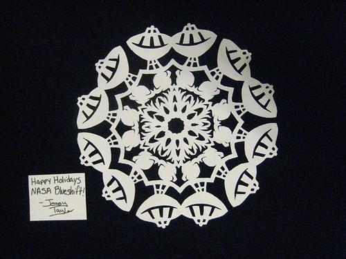 Jessy's snowflake